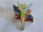 Disney Trading Pin 48098 WDI - Cast Exclusive - Fourth of July - Tinker Bell