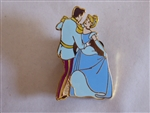 Disney Trading Pin  4819 WDCC - Royal Couples - 4 Pin Boxed Set - Cinderella & Prince Charming Only