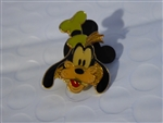 Disney Trading Pin 4822 Mini Goofy Head