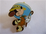 Disney Trading Pin Mickey Through the Years Starter Set (Nifty Nineties Pin)