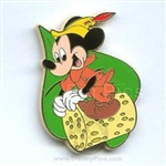 Disney Trading Pin Mickey Through the Years Starter Set (Mickey & the Beanstalk Pin)