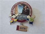 Disney Trading Pin  48572 WDW - 35 Magical Milestones - 1979 - 100 Millionth Guest