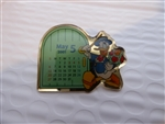Disney Trading Pin 4863 TDL - May 2001 Calendar (Donald)