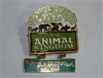 Disney Trading Pin  4869 Epcot Pin Celebration Countdown Animal Kingdom Dangle