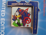 Disney Trading Pin 48862 WDW - Passholder Exclusive - Disney-MGM Studios 2006 - Donald Duck