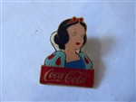 Disney Trading pins   489 WDW - Cast 15th Anniversary Coca-Cola Framed Set (Snow White)