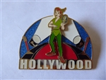 Disney Trading Pin 49179 DSF - Hollywood Red Carpet (Peter Pan and Tinker Bell)