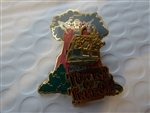 Disney Trading Pin Disney-MGM Tower of Terror (Mickey & Goofy)