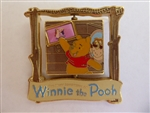 Disney Trading Pin  49340 WDW - Hidden Disney 2006 Collection - Winnie the Pooh, Mr. Toad & Owl