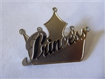 Disney Trading pins 4942 DLR - Princess Crown (Silver)
