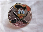 Disney Trading Pins  49641: WDW - Hidden Mickey Collection - Pirates (Donald)