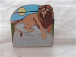 Disney Trading Pin 4966 WDW - Animal Kingdom Lion (2001 event)