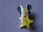Disney Trading Pins 49745 DLR - Christmas 2005 Boxed Mini-Pin Set (Disney Character Tree) Tinker Bell Pin