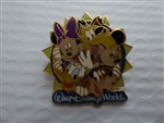 Disney Trading Pin 49759 WDW - Bustin' Out (FAB 5)