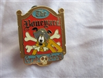 Disney Trading Pins 49761: DLR - Pirates of the Caribbean Collection - Pluto (GWP)