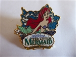 Disney Trading Pin  49804 The Little Mermaid Platinum Edition DVD Pin - Ariel (GWP)