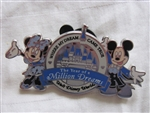 Disney Trading Pin 49897: WDW - The Year of a Million Dreams (Mickey and Minnie Mouse)