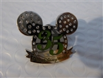 Disney Trading Pins WDW - 35th Anniversary - Jeweled Logo