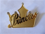Disney Trading pins 5025 DLR - Princess Crown (Gold)