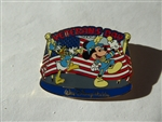 Disney Trading Pin 50391 WDW - Veteran's Day 2006 (Mickey Mouse & Donald Duck)