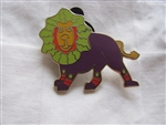 Disney Trading Pins 5045: Animal Kingdom Pin Event - Whimsical Lion