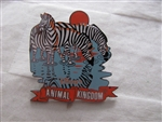 Disney Trading Pin 5047 Animal Kingdom Pin Event Zebra
