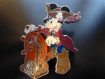 Disney Trading Pin  50517 Captain Mickey - Virtual Magic Kingdom Pin Card Collection