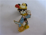 Disney Trading Pins  50522 Donald's Friend - Virtual Magic Kingdom Pin Card Collection