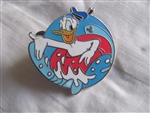 Disney Trading Pins   50531: WDW - Hidden Mickey Collection - Donald Innertube