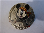 Disney Trading Pin  50615 WDW - Hidden Mickey Collection - Pirate Mickey