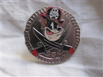 Disney Trading Pin 50617: WDW - Hidden Mickey Collection - Pirate Pete