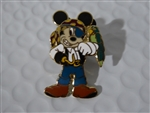 Disney Trading Pin Pirate Mickey Mouse