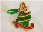 Disney Trading Pin  50916 DLR - 2006 Holiday Ornament Collection - Chip 'n' Dale