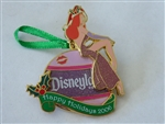 Disney Trading Pin 50919 DLR - 2006 Holiday Ornament Collection - Jessica Rabbit