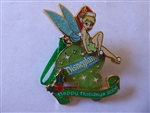 Disney Trading Pin  50923 DLR - 2006 Holiday Ornament Collection - Tinker Bell
