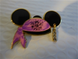Minnie and Daisy Listening to Music Disney Pin 108619