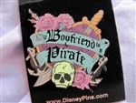 Disney Trading Pin 50983: My Boyfriend is a Pirate
