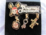 Disney Trading Pins 50998: Pirates of the Caribbean - Multi-Dangle - Animated