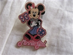 Disney Trading Pin 5103: Countdown To MGM's Pin Celebration - Minnie Girl -- MGM Event May 2001