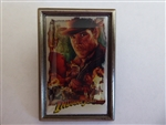 Disney Trading Pin 5106 Indiana Jones Poster Pin - Epic Stunt Spectacular