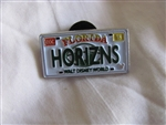 Disney Trading Pins 51140: WDW - Hidden Mickey Collection - License Plates (HORIZNS)
