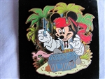 Disney Trading Pins 51326: Pirates of the Caribbean - Mickey Mouse as Jack Sparrow