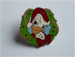 Disney Trading Pin  51361 DLR - 2006 Disneyland Resort Holiday Wreath Hotel Lanyard Collection (Daisy Duck)
