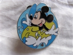 Disney Trading Pins 51418: WDW - Hidden Mickey Collection - Inner Tube Mickey