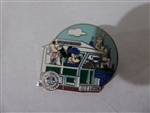 Disney Trading Pin 51439: WDW - Hidden Mickey Collection - Transportation (Ferryboat)