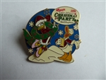 Disney Trading Pin  51459 WDW - Mickey's Very Merry Christmas Party 2006 - Donald and Daisy