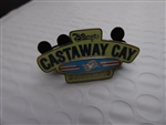 Disney Trading Pin 51648 DCL - Castaway Cay Surfboard