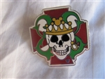 Disney Trading Pin 51733: DLR - 2007 Hidden Mickey Lanyard - Pirate Collection (King)