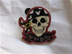 Disney Trading Pin 51738: DLR - 2007 Hidden Mickey Lanyard - Pirate Collection (Yo Ho! Yo Ho!)