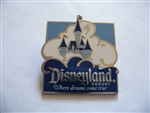 Disney Trading Pin Walt Disney Travel Company - Where Dreams Come True